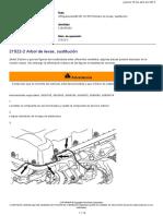 21522-2 Arbol de Levas, Sustitución