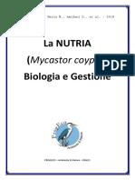 La Nutria - Myocastor Coypus - Biologia e Gestione_web