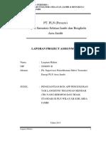 Draft Project Assignment Se II (Judul - Abstrak)