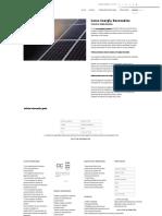 Curso Energía Renovables - Formación Académica