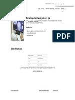 Curso Técnico en Prótesis Fija - Formación Académica
