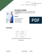 Curso Auxiliar de Odontología - Formación Académica