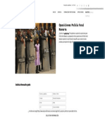 Oposiciones Policía Foral Navarra - Formación Académica