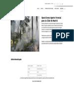Oposiciones Agente Forestal Para CCAA de Madrid - Formación Académica