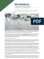 Big data wellspring for optimal flow in metal fabrication.pdf