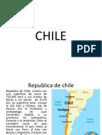 Geografía Chilena