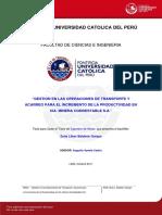 GESTION EN LAS OPERACIONES DE TRANSPORTE Y ACARREO PARA EL INCREMENTO DE LA PRODUCTIVIDAD-2011.pdf