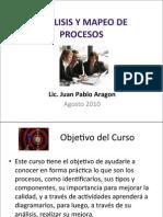 Analisi y Mapeo de Procesos