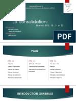 Tableau Comparatif IAS IFRS