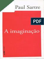 Jean-Paul Sartre - A imaginação.pdf