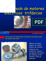 Rebobinado Motores Trifasicos, Fotos