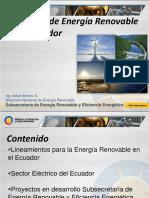 PROYECTOS DE ENERGIA RENOVABLE EN EL ECUADOR.pdf