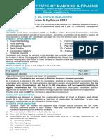 CAIIB information technology short  notes