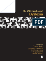 Dyslexia Dyspraxia and Mathematics