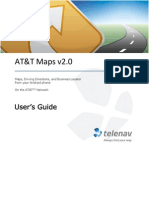 AT&T Maps v2