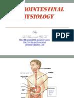 GI Physiology