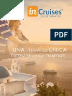 Dream Cruises Brochure Letter Es