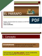CLASE 25 Parrafo