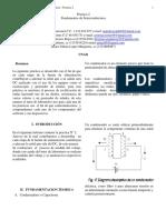 Informe Fisica Electronica