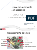 Automação Industrial - Processamento de Sinais