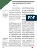 paper científico