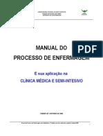 MANUAL DO PROCESSO DE ENFERMAGEM E sua aplicação na CLÍNICA MÉDICA E SEMI-INTESIVO.pdf