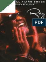 Ray Charles - Essential Piano Songs.pdf