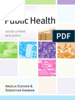 Public Health Social Context and Action