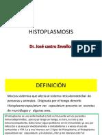 10. Histoplasmosis