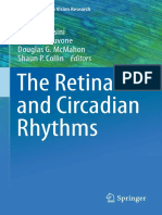 (Springer Series in Vision Research 1) Gianluca Tosini Ph.D., Douglas G. McMahon Ph.D. (Auth.), Gianluca Tosini, P. Michael Iuvone, Douglas G. McMahon, Shaun P. Collin (Eds.)-The Retina and Circadian