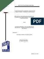Ventajas en La Recuperación Secundaria de Yacimientos de Hidrocarburos, Caso.co2 y Nanotecnologia