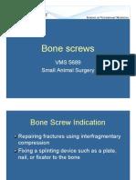 Bone Screws LB