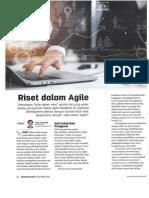Riset Dalam Agile