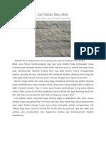 DAPATKAN PROMO SPESIAL, WA 0813-8035-1143, Cat Tekstur Batu Alam