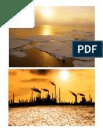 Calentamiento Global Imagenes