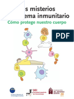 Los Misterios Del Sistema Inmunitario Como Protege a Nuestro Cuerpo