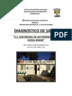 Diagnostico de Salud Piedras