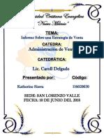 Informe de Administracion de La Produccion Original