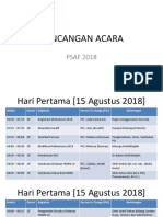 Rundown PSAF 2018.pptx