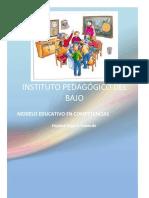 Principios pedagógicosque sustentan el Plan de Estudios 2011