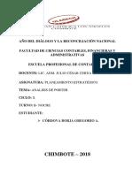 Analisis de Porteer- Agustin