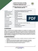 Qmc 200 Quimica Organica i of. Rev