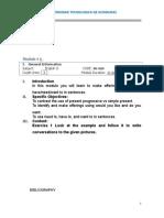 Homework Module 6