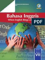 Buku BSE kelas 7