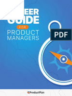 Career Guide for Product Managers by Productplan