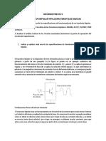 INFORME PREVIO 5 Transistor Bipolar 1