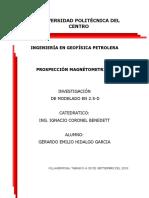 Gerardo Emilio Hidalgo García -Modelado 2.5