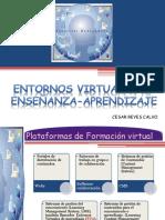 Entornos Virtuales de Enseñanza-Aprendizaje