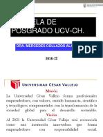 Inicio 2018 II Epg Ucv Ch