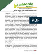 Compressive Data Gathering Based on Even Clustering for Wireless Sensor Networks